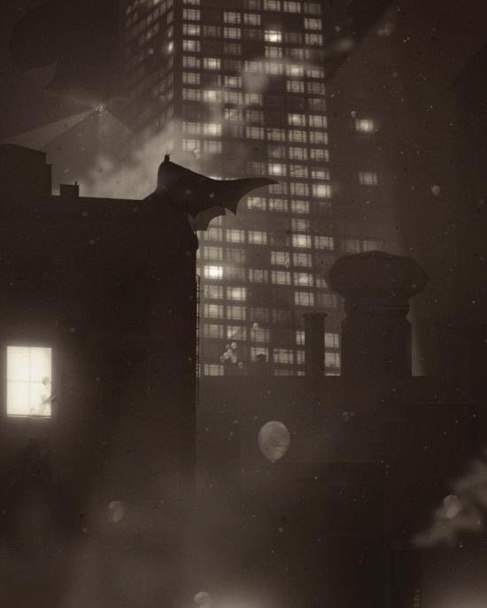 Orioto - Batman