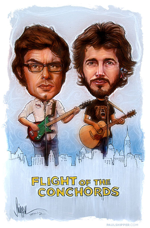 Paul Shipper - Conchords