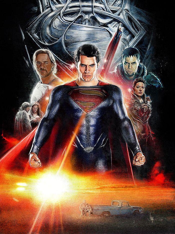 Paul Shipper - Man of Steel