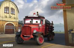 Planes Fire and Rescue Mayday
