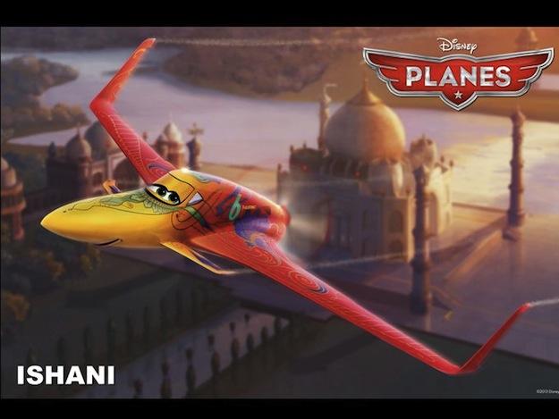 Planes - Ishani