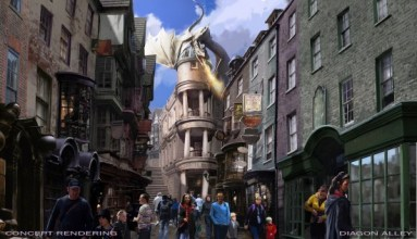 Potter Diagon Concept Diagon