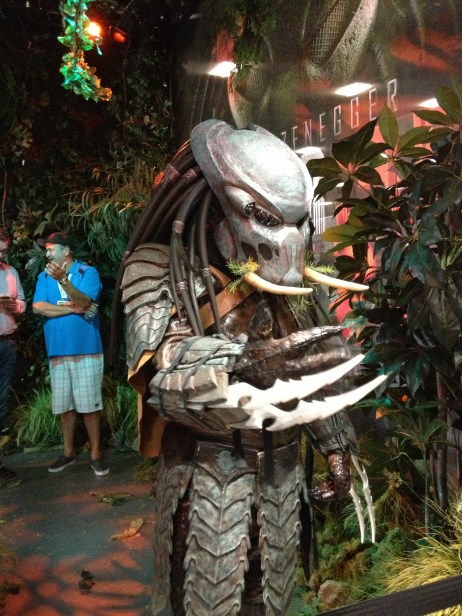 Predator 3D guy
