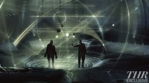 Prometheus concept art - star field