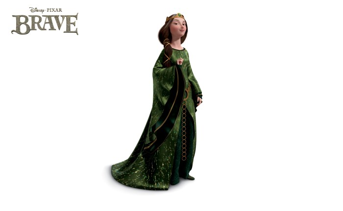 Queen Elinor - Brave