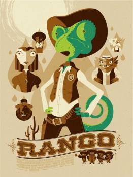 Tom Whalen - Rango