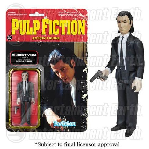 ReAction Pulp Fiction Vince