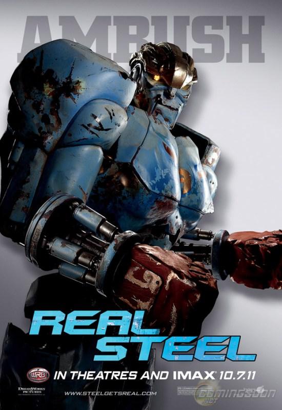 Real Steel Ambush