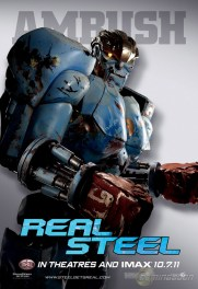 Real Steel Ambush