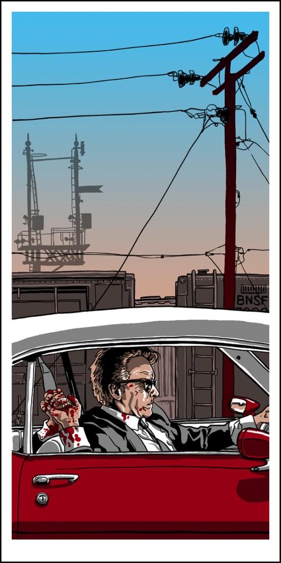 Reservoir Dogs - Tim Doyle2