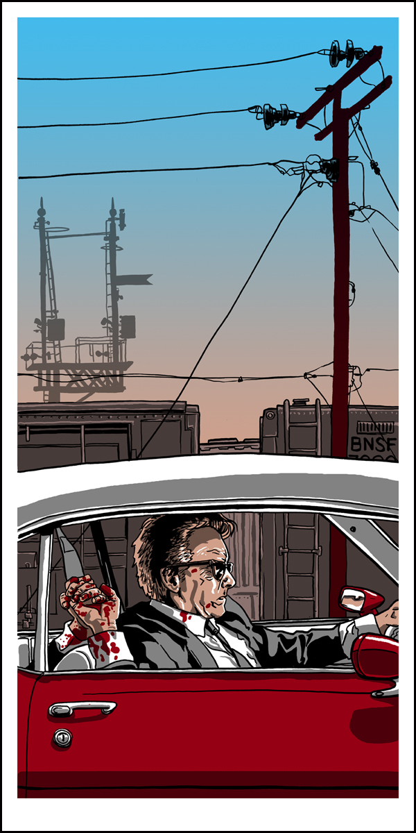 Reservoir Dogs - Tim Doyle2