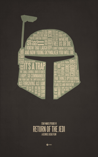 Return of the Jedi Jerod Gibson