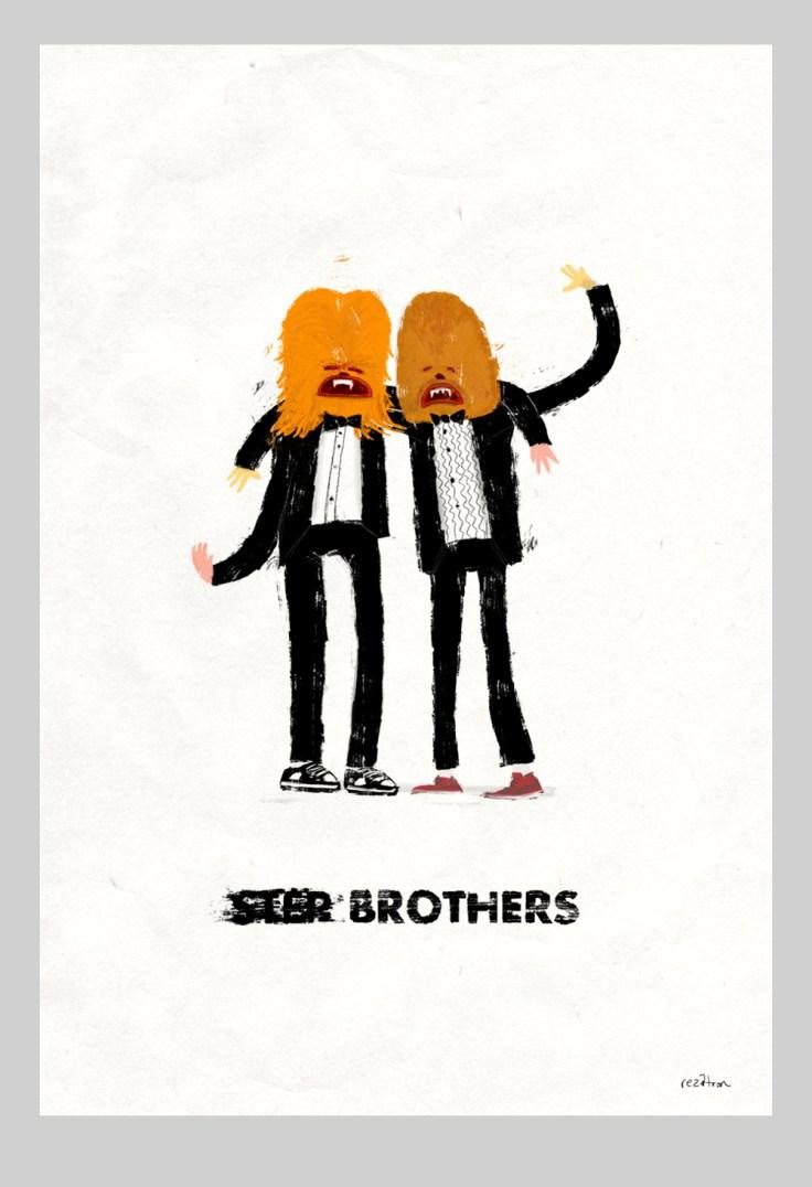 Rezatron - Step Brothers