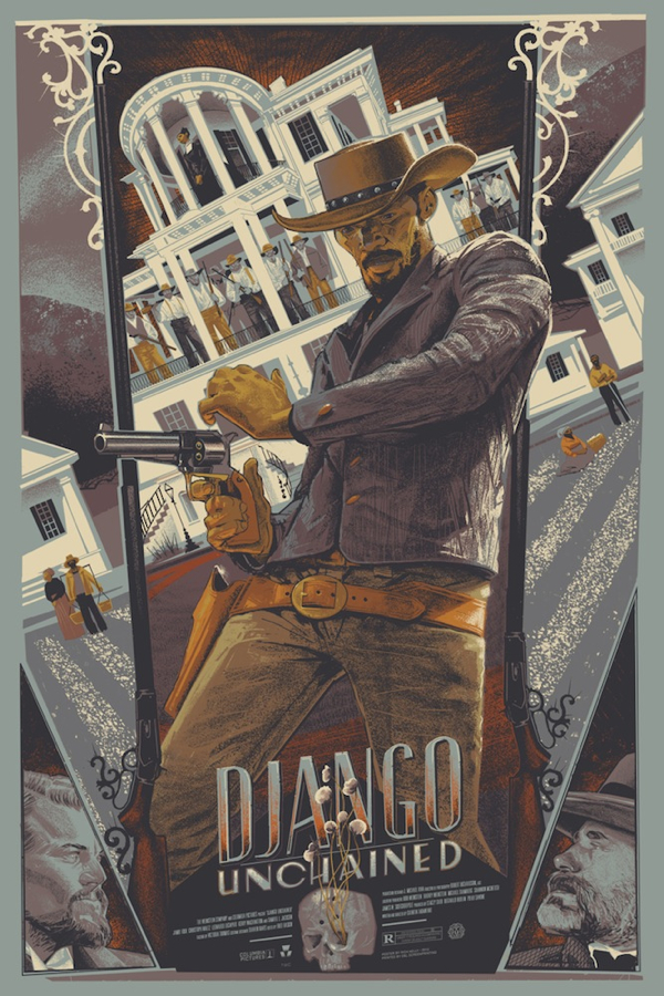Rich Kelly - Django Unchained variant