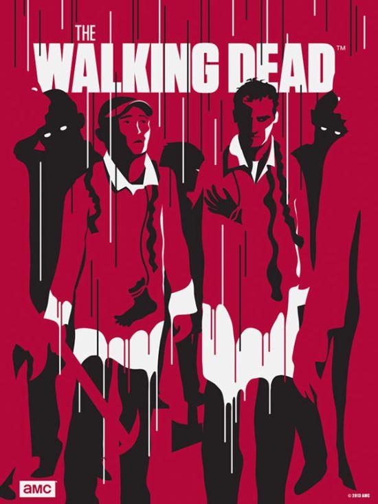 Ridge Rooms - Walking Dead 1