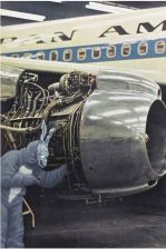 Robert Brandenburg - Engine Maintenance Hangar 14