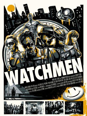 Robert Bruno - Watchmen