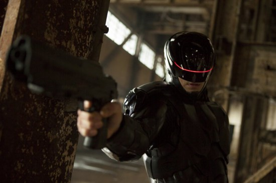 Robocop Black