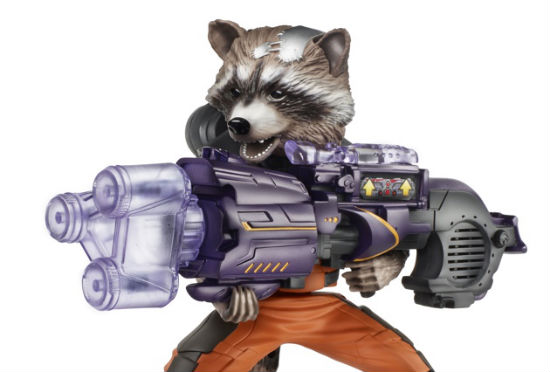 Rocket Raccoon Toy header