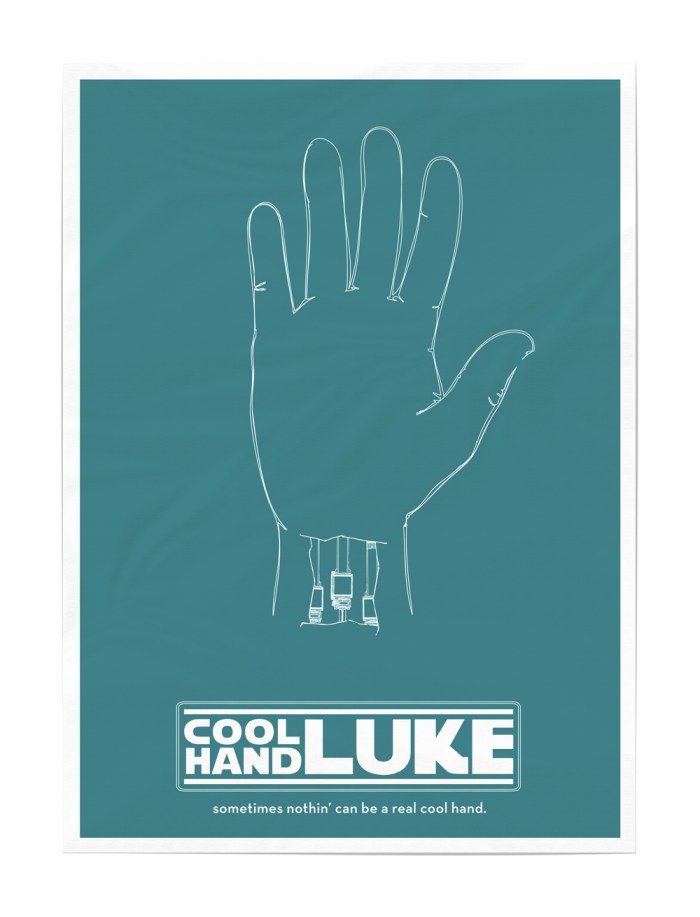 Star Wars Cool Hand Luke