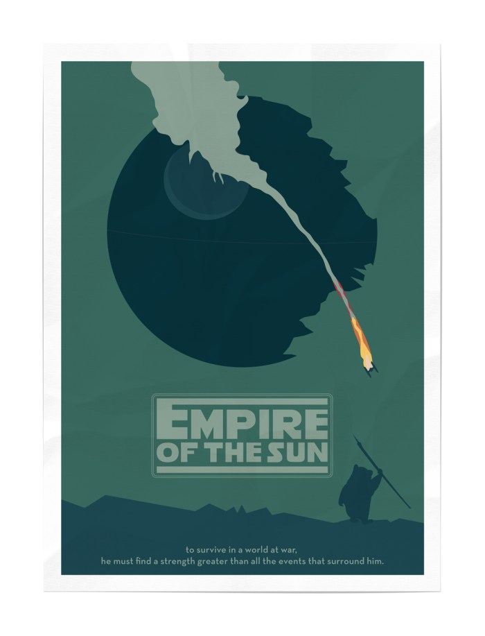 Star Wars Empire Of The Sun