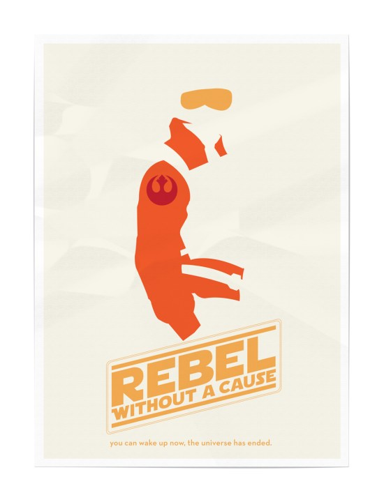 Star Wars Rebel Without A Cause