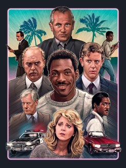 Sam Gilbey - Beverly Hills Cop