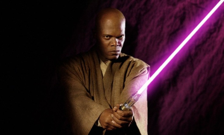 Samuel L Jackson as Mace Windu