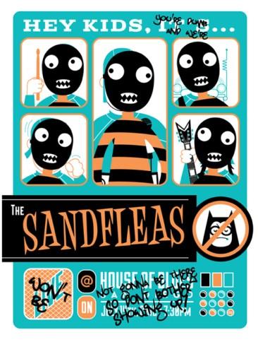 Sandfleas Variant Dave Perillo