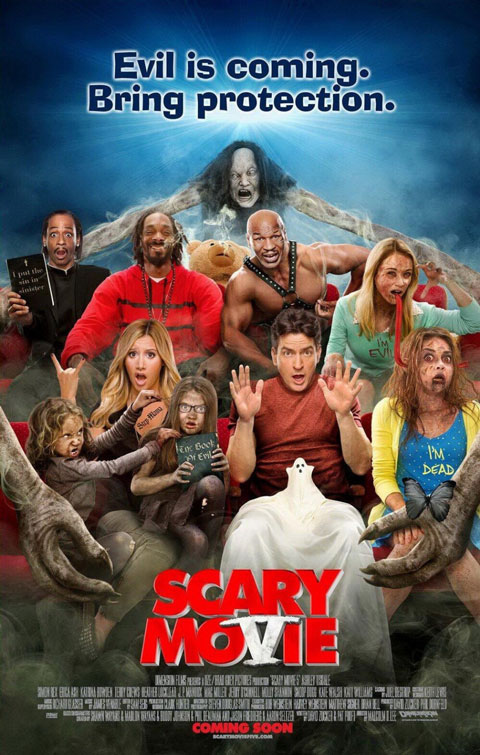 Scary Movie 5 poster (less SFW)