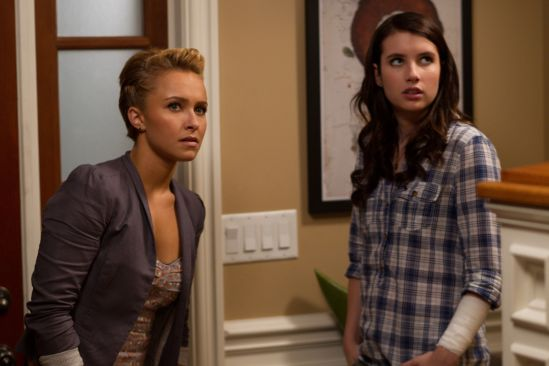 Scream 4 Hayden Emma