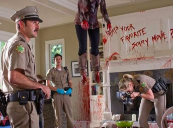 Scream 4 Image SPOILER