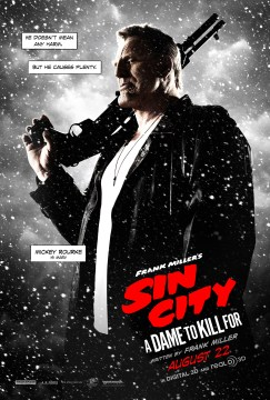 Sin City A Dame to Kill For - Marv poster