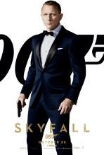Skyfall poster - Bond