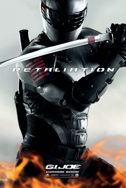Snake Eyes - GI Joe 2 - HeyUGuys