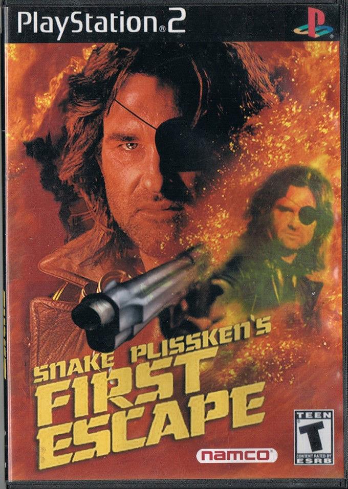 Snake Plissken Game 1