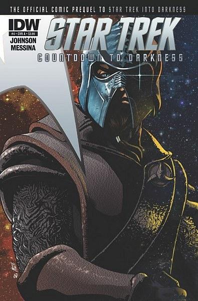 Star Trek Countdown to Darkness - Klingon