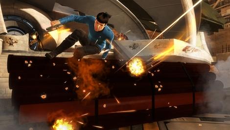 Star Trek Game Spock