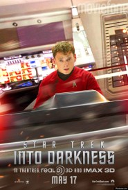 Star Trek Into Darkness - Chekov