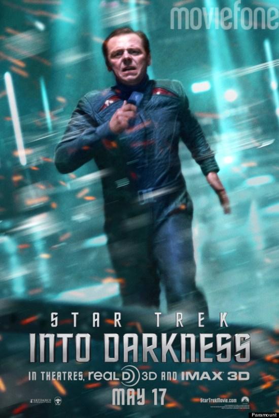 Star Trek Into Darkness - Scotty 2