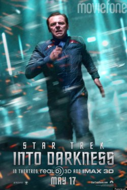 Star Trek Into Darkness - Scotty 2
