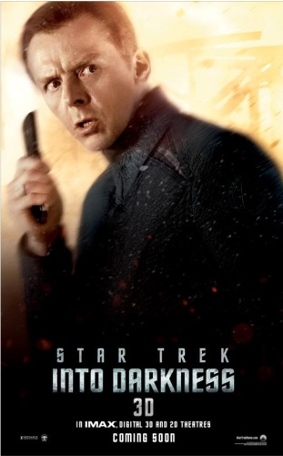 Star Trek Into Darkness - Scotty