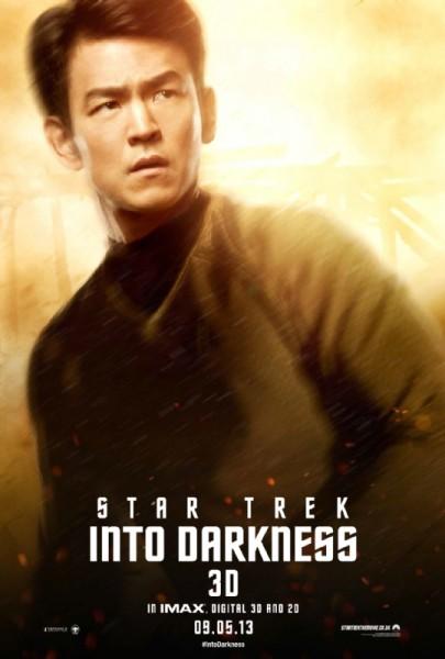 Star Trek Into Darkness - Sulu