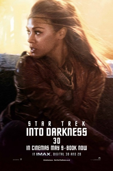Star Trek Into Darkness - Uhura
