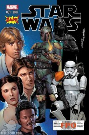 Star Wars 1 Mike Meyhew Zapp Comics