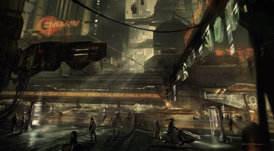 Star Wars 1313 Concept Art 6