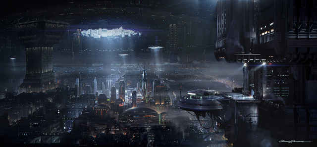 Star Wars 1313 Concept Art 8