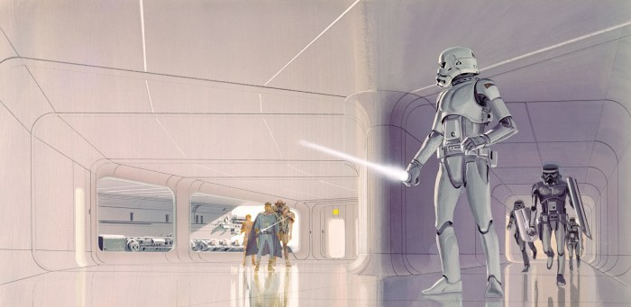 Star Wars Art Concept - Ralph McQuarrie header