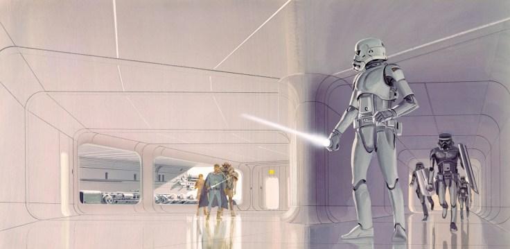Star Wars Art Concept - Ralph McQuarrie header