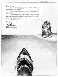 Star Wars Beats Jaws